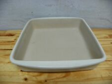 """The Pampered Chef Family Heritage New Tradition 10X10 Glazed 10"""" X 10"""" Square Un"""