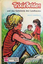 Trixie Belden und das Geheimnis des Landhauses (Jugendroman von Julie Campbell)