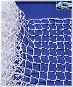 Kinderschutznetz 1 Meter breit, Schutz Netz hochfest, 3mm stark, 120kg Reißkraft