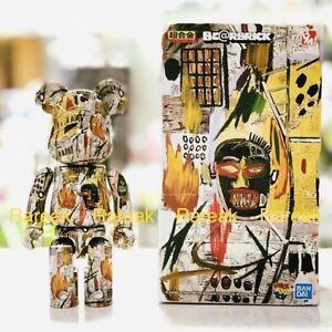 Medicom Be@rbrick 2019 Jean-Michel Basquiat Printings 200% Chogokin bearbrick