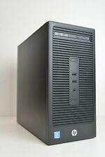 HP 280 G2 MT Business PC Intel 6th Gen 3.30GHz 120GB SSD 4GB DDR4 USB 3.0 Win 10