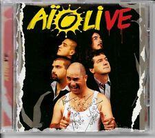 "CD ALBUM LIVE 17 TITRES--AIOLI--AIOLI LIVE 2001 ""ALBUM DEDICACé"""
