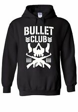Bullet Club Mens Pro Wrestling Men Women Unisex Top Hoodie Sweatshirt 1813E