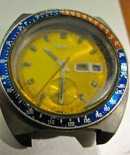 Seiko 6139-6005 Pogue Vintage Automatic Chronograph Pepsi Bezel