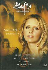 DVD - BUFFY CONTRE LES VAMPIRES / SAISON 5 - EPISODES 5 à 8