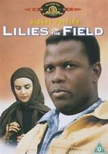 Lilies of The Field 5050070021400 With Sidney Poitier DVD Region 2