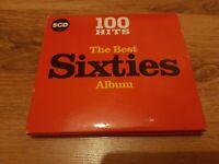 100 Hits: The Best Sixties Album - Various Artists (Box Set) [CD]