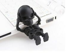 Black Skeleton Skull Horror Cool Novelty 16GB USB Drive Memory Stick Gift Presen