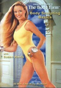 THE FIRM BODY SCULPTING BASICS DVD SUSAN HARRIS CLASSIC ORIGINAL FIRM VOL 1 NEW