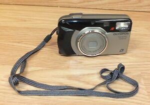 Olympus Newpic zoom 90 APS Point & Shoot 30-90mm Film Camera **READ**