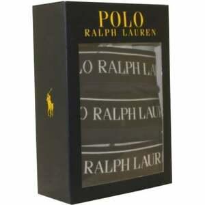 Men Polo Ralph Lauren Stretch Cotton Navy Classic Trunks
