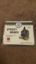 Exclusive Brick Loot Spooky Manor Haunted House set 100% Lego bricks