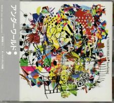 Underworld Barking JAPAN CD with OBI 1 Bonus Track PCDT23