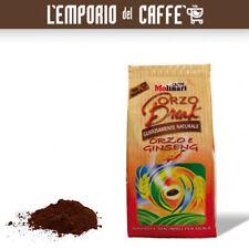 Caffe MOLINARI Break Macinato Moka Aromatizzato con Aroma ORZO E GINSENG 2 kg