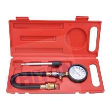 USA SHIPPING Pressure Gauge Compression Tester Kit Petrol Gas Engine Cylinder