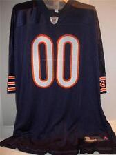 "NFL Chicago Bears Jersey ""00""  3X Reebok Licensed NWOT"