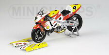 Minichamps Honda NSR 500 Shell Advance Racing 500cc GP 2001 L. Haslam  #9, 1:12