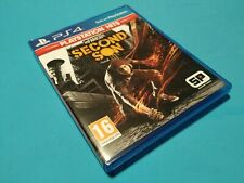 PS4 PlayStation 4 inFamous - Second Son PAL