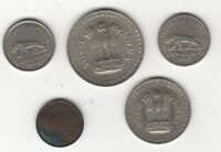 Mix Of India Coins   Bulk Coins   Pennies2Pounds (IND01)