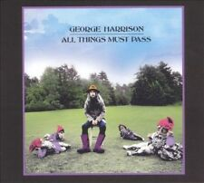All Things Must Pass [30th Anniversary Edition] [Remaster] by George Harrison (CD, Jan-2001, 2 Discs, Capitol)
