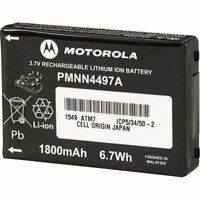 NEW Motorola PMNN4497A Lithium Battery 1800mAh CLS1110 CLS1410 VL50