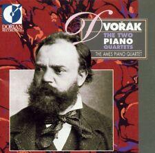 Ames Piano Quartet - Dvorák: The Two Piano Quartets