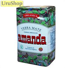 Yerba mate Amanda orgánico Y202 500G Mate Tea