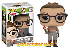 Funko Pop Movies Ghostbusters 2016 Abby Yates Action Figure