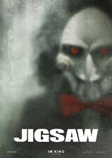 JIGSAW (SAW 8) - Orig.Kino-Plakat A1 - HORROR - Gerollt