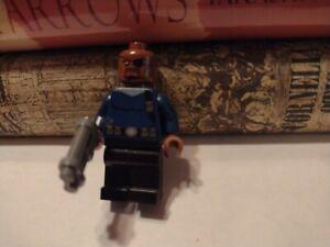 Nick Fury 76004 Avengers Marvel Super Heroes LEGO Minifigure