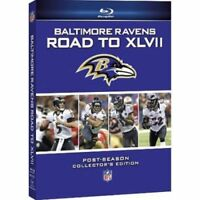 New - NFL: Baltimore Ravens - Road to XLVII [Blu-ray]