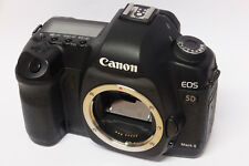 Canon EOS 5d mark ii cuerpo/body 99424 desencadenadores usados 5d Mk II