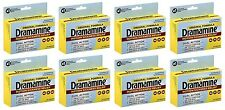 8 Pack Dramamine Motion Sickness Relief Original Formula, (36 Tablets, 50 MG EA)