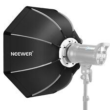 Neewer 26 Inches Octagonal Softbox With Bowens Mount Speedring Carrying Case
