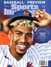 SPORTS ILLUSTRATED Magazine April 2021 Francisco Lindor Baseball Preview