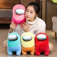 New 20cm Among Us Plush Soft Stuffed Plushies Toy Doll Cute Kid Game Figure Gift