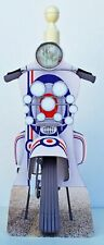 Mod Scooter Kitchen Roll Holder - Vespa Gift Lambretta Gift MS14