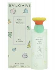 BVLGARI PETITS ET MAMANS EAU DE TOILETTE 100ML SPRAY - WOMEN'S FOR HER. NEW