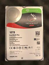"""Seagate Ironwolf Pro, 10TB 3.5"""" HDD, ST10000NE0004"""