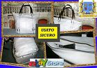 BORSA DONNA COCCINELLE SHOPPING IN PELLE MANICI IN VERNICE WOMAN BAG