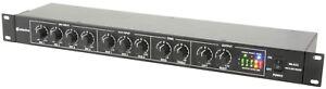 Adastra Rack Mount Audio Mixer ML432 , 1U High 953.024