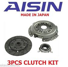 FITS TOYOTA STARLET 1.0i 1.3i 1984-1996 3PCS CLUTCH KIT Made in japan