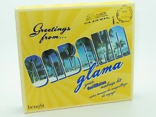 Benefit Cosmetics Greetings From....Cabana Glama Makeup Kit NIB!