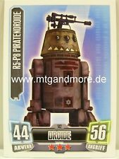 Force Attax Serie 2 R5-P8 Piratendroide #142