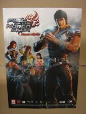 KEN IL GUERRIERO HOKUTO NO KEN NOT FOR SALE POSTER