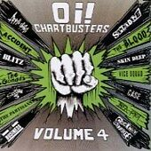 Various Artists - Oi Chartbusters Vol.4 (CD 2002) NEW SEALED CD