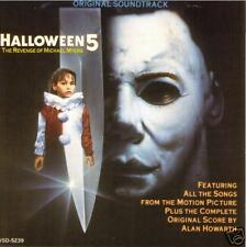 Halloween 5 - 1989-Original Movie Soundtrack CD