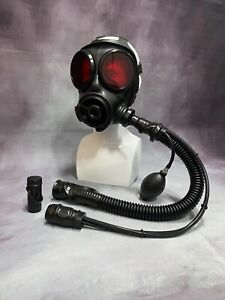 Gas Mask Hose with Aromas Pump ALL NEW PARTS!!! (BDSM, FETISH, GAY) read info!
