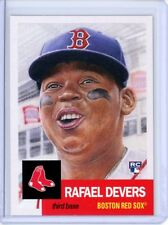 2018 Topps Living Set * RAFAEL DEVERS (RC) * Rookie Card #29 * Boston Red Sox