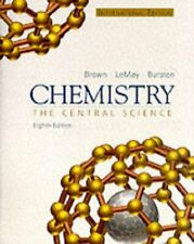 Chemistry: The Central Science,Theodore L. Brown, H. Eugene LeMay